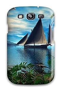 Hot Design Premium EBScgNL2897vuHVG Tpu Case Cover Galaxy S3 Protection Case(d S )