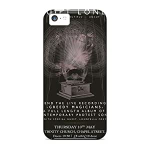 Excellent Hard Cell-phone Case For Iphone 5c (DXY20269VSoL) Unique Design High-definition Breaking Benjamin Skin