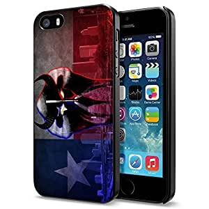 American Football NFL HOUSTON TEXANS The Bull, Cool iPhone 5 5s Case Cover by ruishername