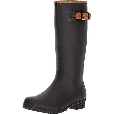 Chooka Women's Tall Memory Foam Rain Boot: Shoes