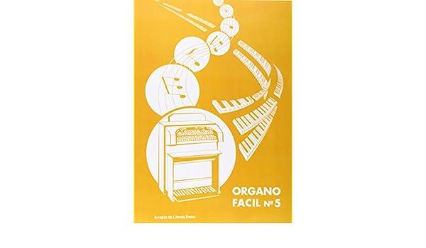 Organo Facil N.5: Amazon.es: Aa.Vv., Organ: Libros