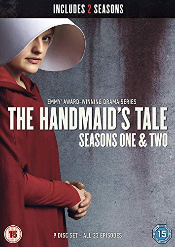 The Handmaid S Tale Season 1 2 Dvd 2018 Buy Online In Bosnia And Herzegovina At Desertcart Productid 101860635