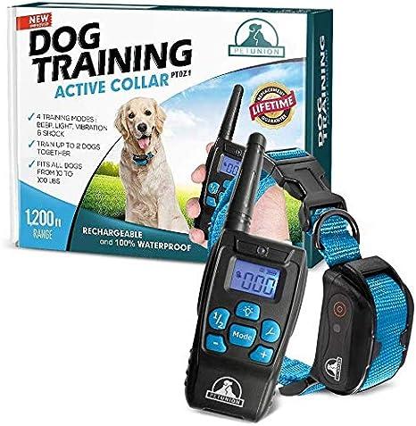 Pet Union PT0Z1 Premium Dog Training Shock Collar | Amazon