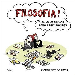 Filosofia em Quadrinhos para Principiantes   Amazon.com.br