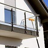7-24 ft Long Telescopic Extension Pole