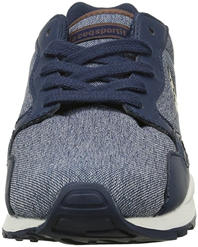 Mixte Enfant Le Basses Baskets LCS Coq R Mustang Sportif Tones 2 R900 Blue Dress GS Bleu zzHgvw