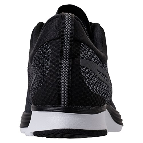 black Nike Basses Grey Wmnszoom dark anthracite white Strike Femme Sneakers 001 Noir 4YfpFq