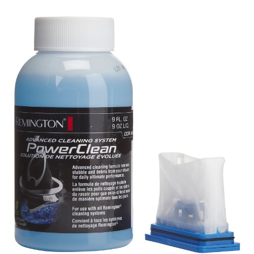 Remington PowerClean Advanced Cleaning Solution and Filter CC-100A (Remington Solutions)