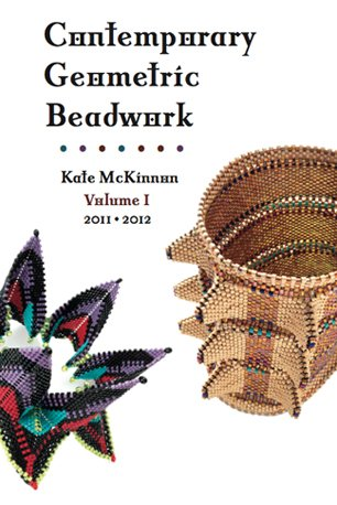 (Contemporary Geometric Beadwork)
