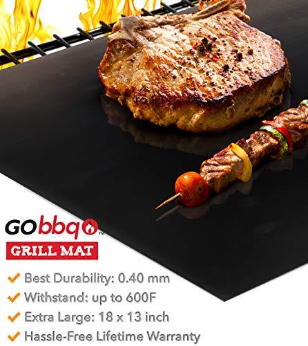 Amazon.com: gobbq go-bq01 – 2pk-az 2-Pack 18 x 13 inch, de ...