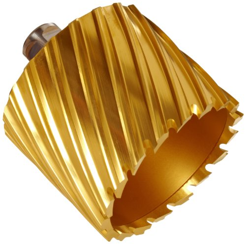 - Jancy Slugger High Speed Steel Annular Cutter, TiN Coated, 3/4