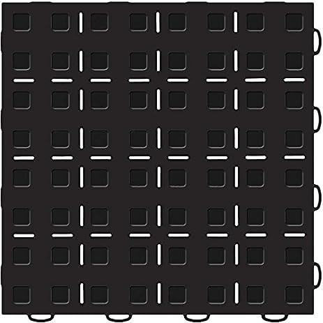 Amazon.com: WeatherTech 51T1212SV BK TechFloor Solid Flow-Thru Floor ...
