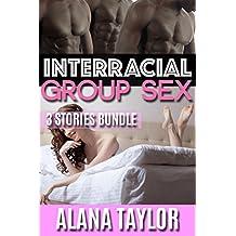Interracial Group Sex: 3 Stories Bundle