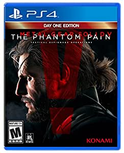 Metal Gear Solid V: The Phantom Pain, Day 1 Edition - PlayStation 4