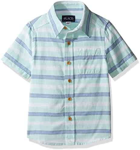 The Children's Place Boys' Slub T-Shirt