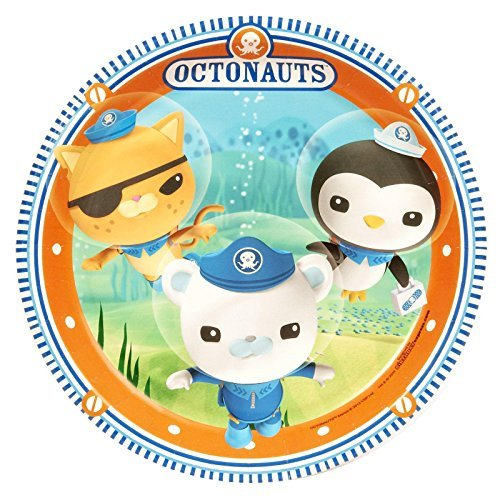 BirthdayExpress The Octonauts Dinner Plates