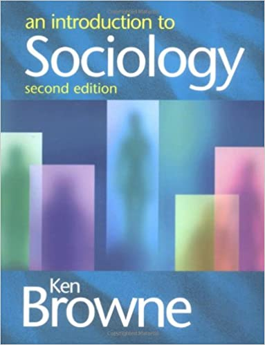 Book An Introduction to Sociology