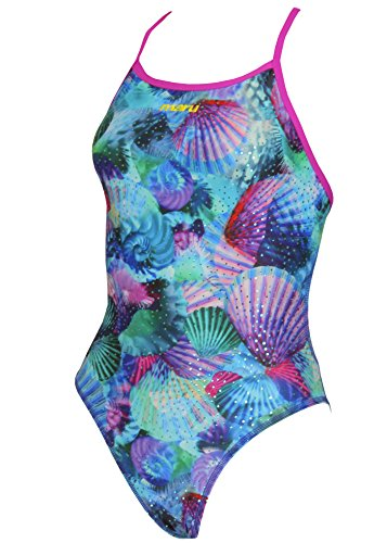 Maru Womens Shells Swimsuit Size 36