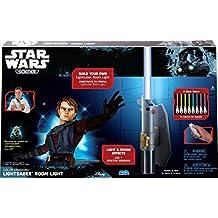 Star Wars Dlx Lightsaber Room Light - 8 Colour