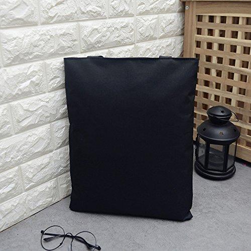 de Deportes Outdoor Bag Single satchel bag Shoulder Blanco Ocio hombro minimalista Negro XULULU bolsa xaYvwT1qvz