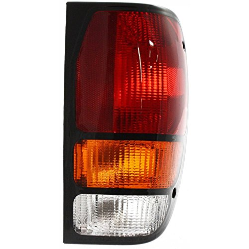 Evan-Fischer EVA15672012551 Tail Light for Mazda Pickup 94-00 Lens and Housing Right Side