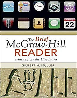 Book The Brief McGraw-Hill Reader by Gilbert Muller (2011-01-12)