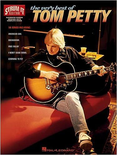 Amazon.com: The Very Best of Tom Petty (9780634031618): Tom Petty: Books