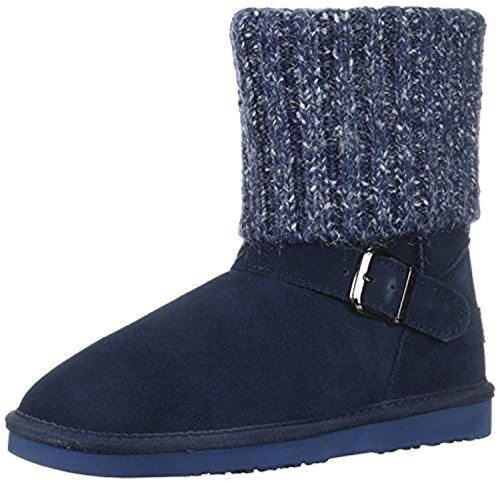 Lamo Boot Navy Hurricane Warmer Bundle amp; Toe Women's rxZrqO8