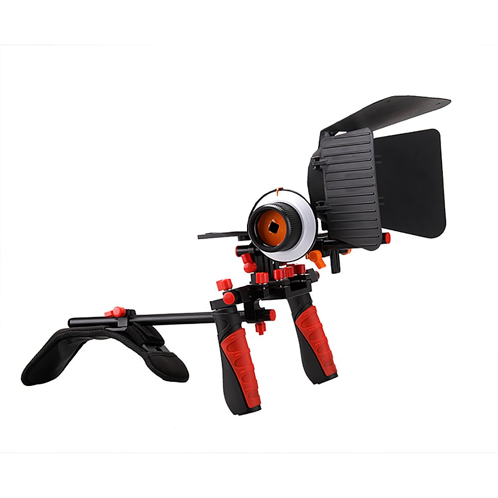 Aputure カメラリグ V2 リグセット ロッド径15mm U1/4インチネジ フォローフォーカスマットボックス付属 032918 32918  B01N5VDA48