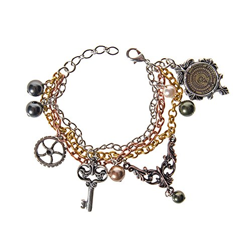 Mrs Hudson's Cellar Keys Alchemy Gothic Bracelet by Alchemy Empire