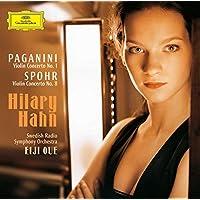 Paganini: Violin Concerto No. 1 /Spohr: Violin Concerto No. 8