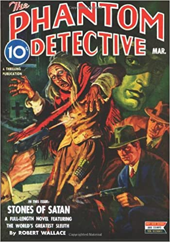 Phantom Detective - 03/43: Adventure House Presents: Robert Wallace