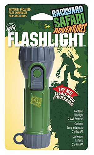 Backyard Safari Power Flashlight