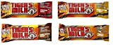 quest bar variety 24 - Tigers Milk Nutrition Bar Variety Pack: Including Protein Rich, Peanut Butter, Peanut Butter Crunch & Peanut Butter & Honey (Pack of 24)