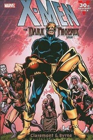 book cover of Dark Phoenix Saga