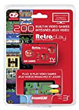 My Arcade Retroplay Controller 200 Built-in Video Games - Electronic Games