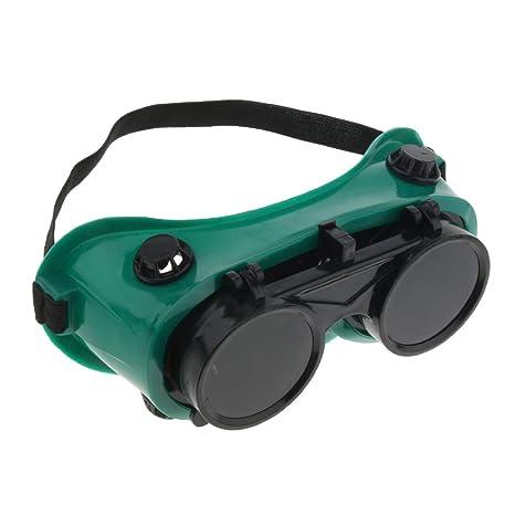 B Blesiya Gafas De Soldar Soldador Ajustable Piezas de Automóvil Cortacésped Jardín Decor