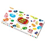 jelly belly patriotic - Jelly Belly Gift Box, Flag Sleeve - 40-Flavor - 17 oz