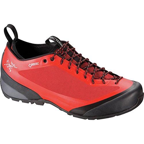 ARC`TERYX Acrux FL GTX Approach Shoe Mens 9 UK rojo