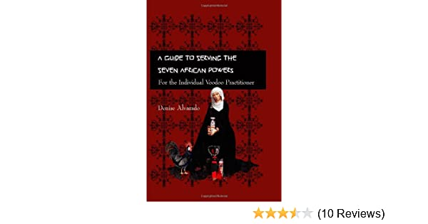 Amazon com: A Guide to Serving the Seven African Powers (Planet