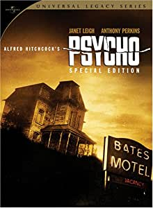 Psycho (Special Edition) (Universal Legacy Series) (Bilingual)