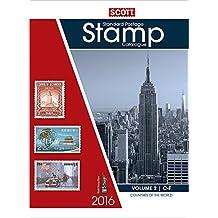 Scott Catalogue Volume 2 - (Countries C-F): Standard Postage Stamp Catalogue