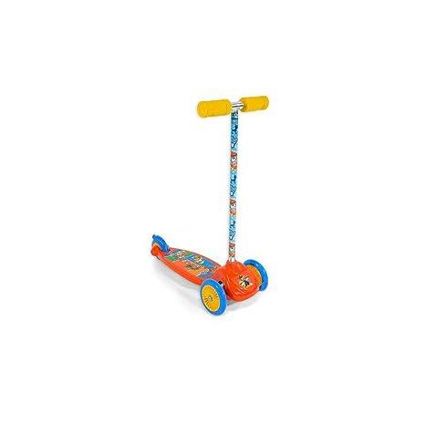 PAW PATROL - Micro Scooter de 3 Ruedas (Saica 7441)