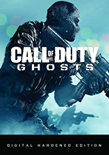 Call of Duty: Ghosts Hardened Edition [Online Game Code] (B00FA34VCK) | Amazon price tracker / tracking, Amazon price history charts, Amazon price watches, Amazon price drop alerts