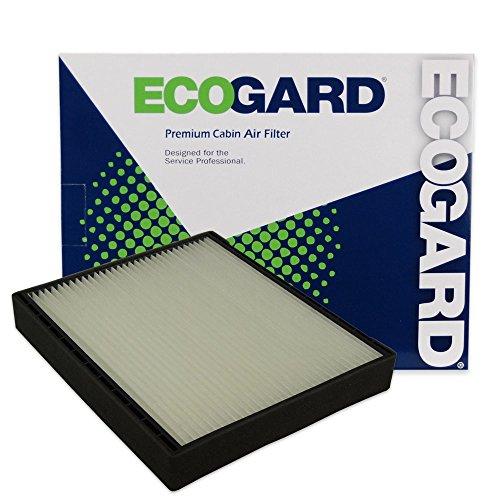 ECOGARD XC45662 Premium Cabin Air Filter Fits Hyundai Elantra / Kia Sedona / Hyundai Tiburon, Entourage