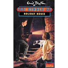 Riddle - The Riddle Of Holiday House (Enid Blyton's New Adventure) by Enid Blyton (1997-12-01)