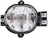 05 dodge 2500 fog lights - Depo 334-2009R-AS Dodge Ram Passenger Side Replacement Fog Light Assembly
