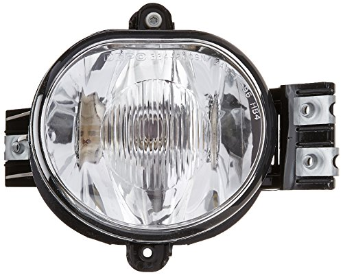 2500 Replacement Fog Light (Depo 334-2009R-AS Dodge Ram Passenger Side Replacement Fog Light Assembly)