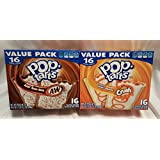 Kellogg's Limited Edition Pop Tarts Orange Crush/A&W Root Beer Flavor (2 Flavor Combo Pack)