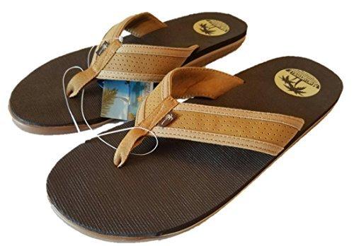 margaritaville thong sandals - 9